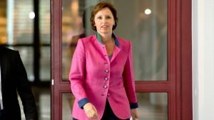CSU-Politikerin Haderthauer stürzt über Modellauto-Affäre