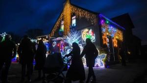 Weihnachtlicher Deko-Rausch in Duisburg