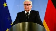 Steinmeier dankt afghanischen Sicherheitskräften und Bundeswehr