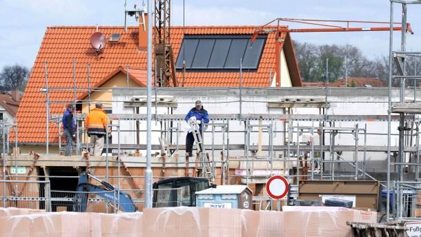 Baugebiete - Neubauprojekte im Rhein-Main-Gebiet wie in Nidderau und Ranstadt