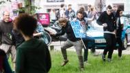 Karlsruhe kassiert Verbot des G-20-Protestcamps