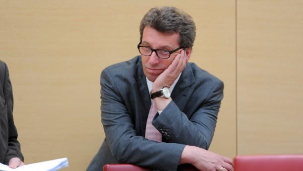 Staatsanwaltschaft ermittelt gegen Georg Schmid