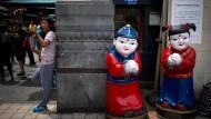 China peilt nur 7,0 Prozent Wachstum an