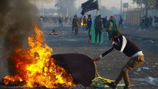 Tote bei Protesten im Irak