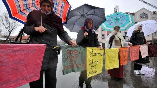 Hoffnung auf Lebenslänglich für bosnischen Serbenführer