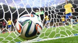 Tornetz des 7:1-Sieg gegen Brasilien wird versteigert