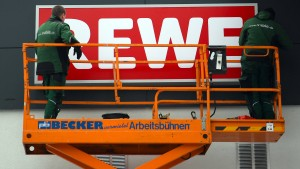 Rewe plant Milliarden-Investitionen