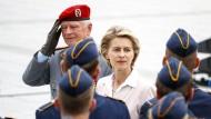 Wie von der Leyen die Bundeswehr sieht