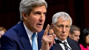 Senatsausschuss für begrenzten Militärschlag in Syrien