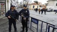 Die Türkei wird immer wieder von Selbstmordanschlägen des IS heimgesucht.