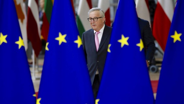 """Suche nach Juncker-Nachfolge im """"Beichtstuhl""""-Verfahren"""