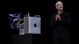 Der Mac Pro ist gekommen, iTunes gegangen und das neue Mac OS heißt Catalina
