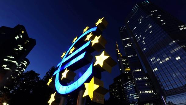 Anleger müssen mit negativem Zins rechnen