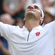 In einer mitreißenden Atmosphäre glückte dem Schweizer sein 16. Sieg im 40. Duell .