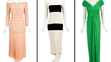 Einst von Lady Diana getragen: Die Kleider, die die Modeschöpferin Catherine Walker für die Princess of Wales entwarf.