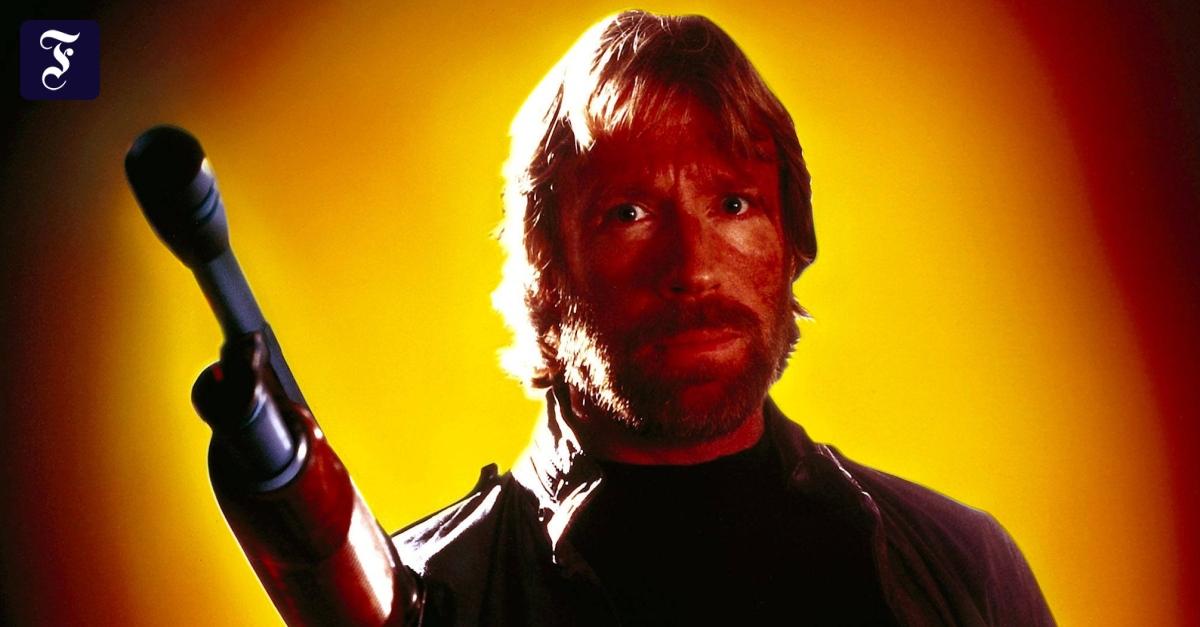 Der Actionkinostar Chuck Norris wird achtzig
