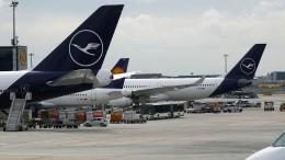 Worum es im Streit von Lufthansa und Ufo geht