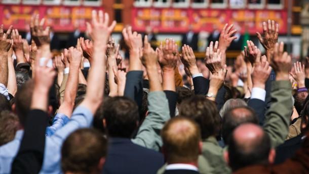 Sind wir reif genug für die Demokratie?