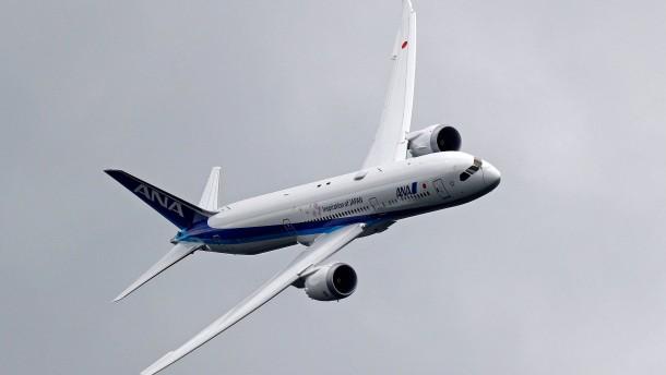 """Mögliche """"Dreamliner""""-Mängel verschärfen Probleme bei Boeing"""