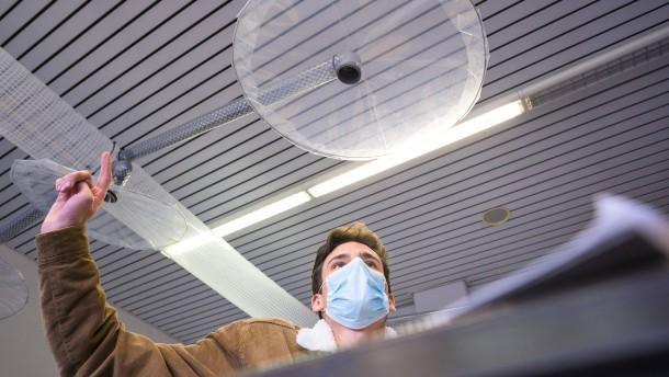Dicke Luft wegen Klassenbelüftung in Eigenregie