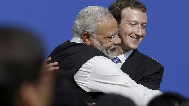 Facebook soll Hass-Postings bewusst toleriert haben