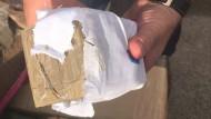 Grenzschützer fangen 15 Tonnen Haschisch ab