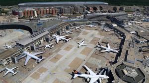 Warum verlassen Flieger ohne Passagiere das Rollfeld?