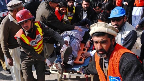 Der Schrecken kehrt zurück nach Pakistan