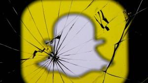 Blöd gelaufen für Snapchat