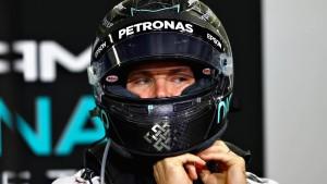 Rosberg verliert die erste Runde