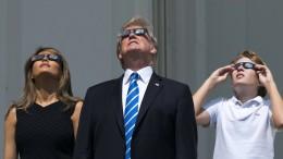 Trump will Amerikaner auf den Mond schießen