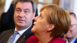 Was für Angela Merkel auf dem Spiel steht