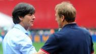 Was wissen Sie über das deutsch-amerikanische Duell?
