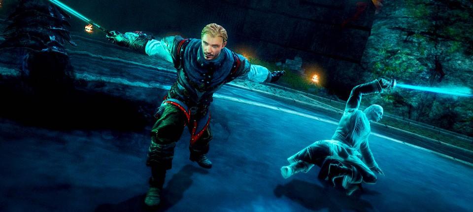 Heldenhaft: In der Welt von Utgard ist Jan der furchtlose Kämpfer Fenris aus dem hohen Norden.