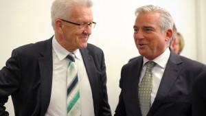 Wie die CDU in der Juniorrolle ganz groß sein will