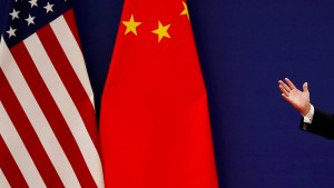 Chinas Regierung bestellt amerikanischen Botschafter ein