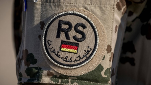 Eine Abschiedsfeier für die Bundeswehr ist nicht geplant