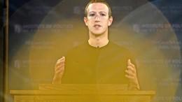 Können wir Facebook zerschlagen?