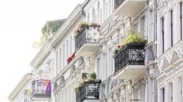 Schlechte Zeit für Wohnungskäufer