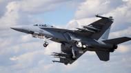 Amerikanische Luftwaffe greift Dschihadisten an