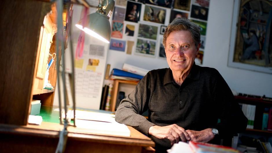 Sprachwissenschaftler Peter Eisenberg