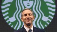 Starbucks-Chef Schultz tritt zurück