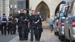 Polizei findet Teile für mögliche Sprengfalle