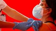 Astra-Zeneca-Impfung in Spanien