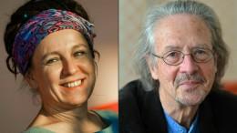Literaturnobelpreise gehen nach Polen und Österreich