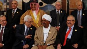 Araber lassen sich auf Annan-Plan ein
