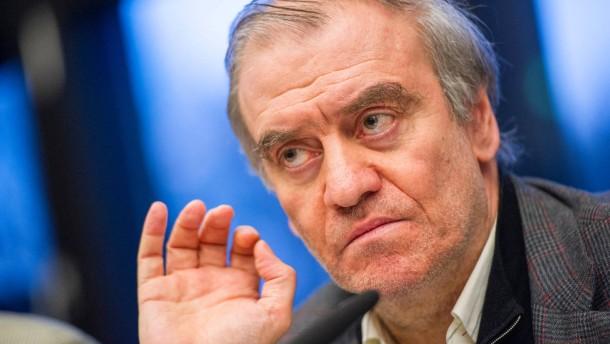 In russland: valery gergiev gibt sich betont unpolitisch