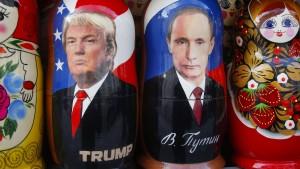 Putin und Trump wollen sich erstmals in Deutschland treffen