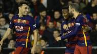 FC Barcelona zieht ins Finale ein