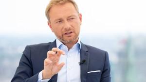 Lindner liebäugelt mit Macron-Partei